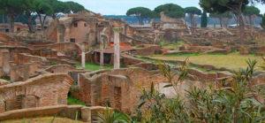 Ostia – Parco Archeologico – Parco Archeologico di Ostia Antica – Museo delle navi, nuovo sistema del parco e dei porti imperiali di Claudio e Traiano