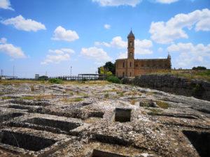 Manduria – Area Archeologica Manduria – Miglioramento della fruizione attraverso strumenti innovativi dell'Area Archeologica di Manduria (Taranto)