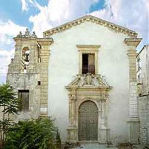Ragusa – S. Maria del Gesù – Museo archeologico Ibleo nel convento S. Maria del Gesù a Ragusa Ibla-Recupero e allestimento