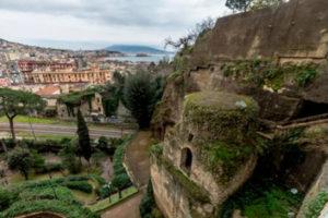 Napoli – Parco e Tomba di Virgilio – Interventi di messa in sicurezza antincendio