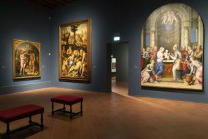 Ferrara – Pinacoteca Nazionale – Interventi di messa in sicurezza antincendio