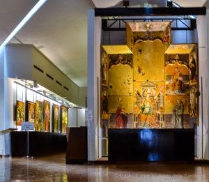 Cagliari – Pinacoteca Nazionale – Interventi di messa in sicurezza antincendio