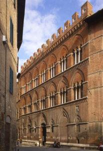 Siena – Pinacoteca Nazionale – Interventi di messa in sicurezza antincendio