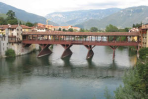 Bassano del Grappa – Ponte degli Alpini – Ponte degli Alpini