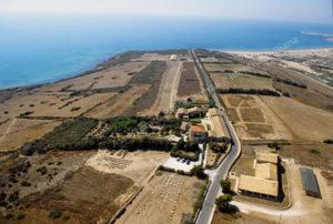 Ragusa – Parco Archeologico di Camarina – Opere di riqualificazione e valorizzazione funzionale del Parco Archeologico Regionale di Camarina