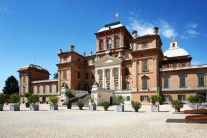 Racconigi – Residenze Sabaude – Restauro e valorizzazione delle Residenze Sabaude: castello Aglié (3,5 m) e e Castello di Racconigi (2,5 m)