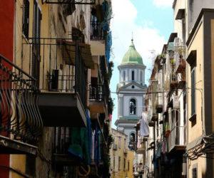 Napoli – Rione Sanità – Rione Sanità – Catacombe di Napoli: una porta verso il futuro