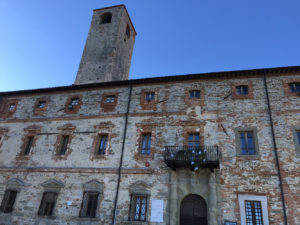 Monte Santa Tiberina – Palazzo Museo Bourbon – Palazzo Museo Bourbon di Monte Santa Maria Tiberina