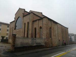 Treviso – Museo Salce – Lavori di restauro