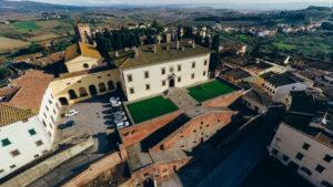 Cerreto Guidi – Museo storico della Caccia – Interventi di messa in sicurezza antincendio