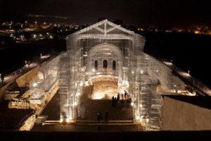 Santa Maria di Siponto – Parco Archeologico – Parco Archeologico e Santa Maria di Siponto – Completamento lavori di restauro e valorizzazione