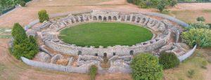 Luni – Area archeologica – Interventi di messa in sicurezza antincendio