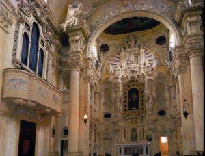 Finale Emilia – Chiesa B.V. del Rosario – Lavori di restauro