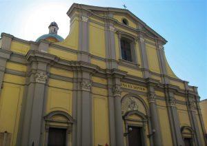 Napoli – S.M. degli Angeli a Pizzofalcone – Santa Maria degli Angeli a Pizzofalcone
