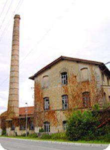 Ruda – Ex Amideria Chiozza – Complesso industriale dell'ex Amideria Chiozza