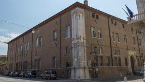 Ferrara – Palazzo Prosperi Sacrati – Palazzo Prosperi Sacrati
