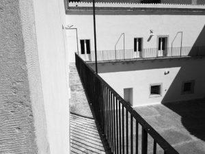 Matera – Ex Ospedale San Rocco – Interventi di messa in sicurezza antincendio