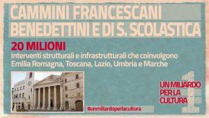 Cammini Religiosi – Itinerario storico – Cammini religiosi di San Francesco e Santa Scolastica