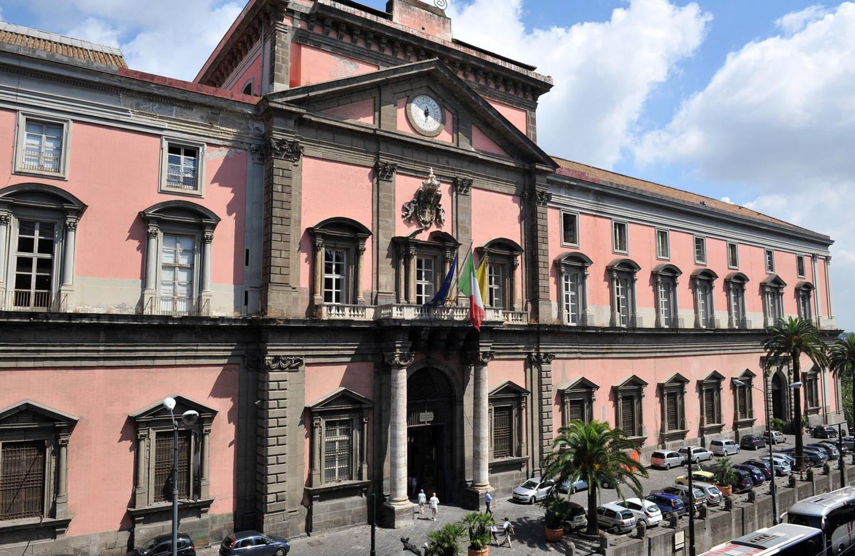 Napoli – MANN – Coperture del Museo – MANN– Opere di ristrutturazione delle coperture del Museo
