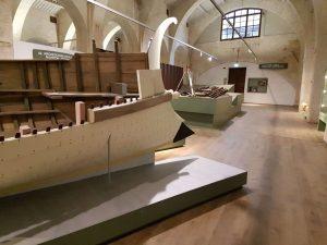 Pisa – Museo delle navi – Museo delle navi