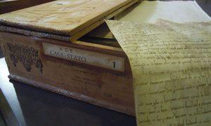 Modena – Archivio di Stato – Lavori di restauro