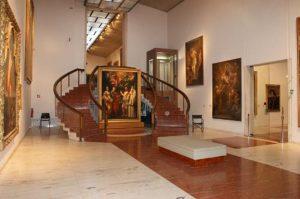 Bologna – Pinacoteca Nazionale – Interventi di messa in sicurezza antincendio
