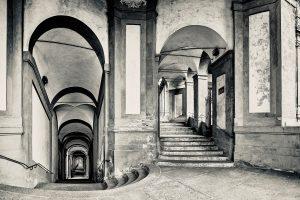 Bologna – Portico di San Luca – Portico del Santuario di San Luca