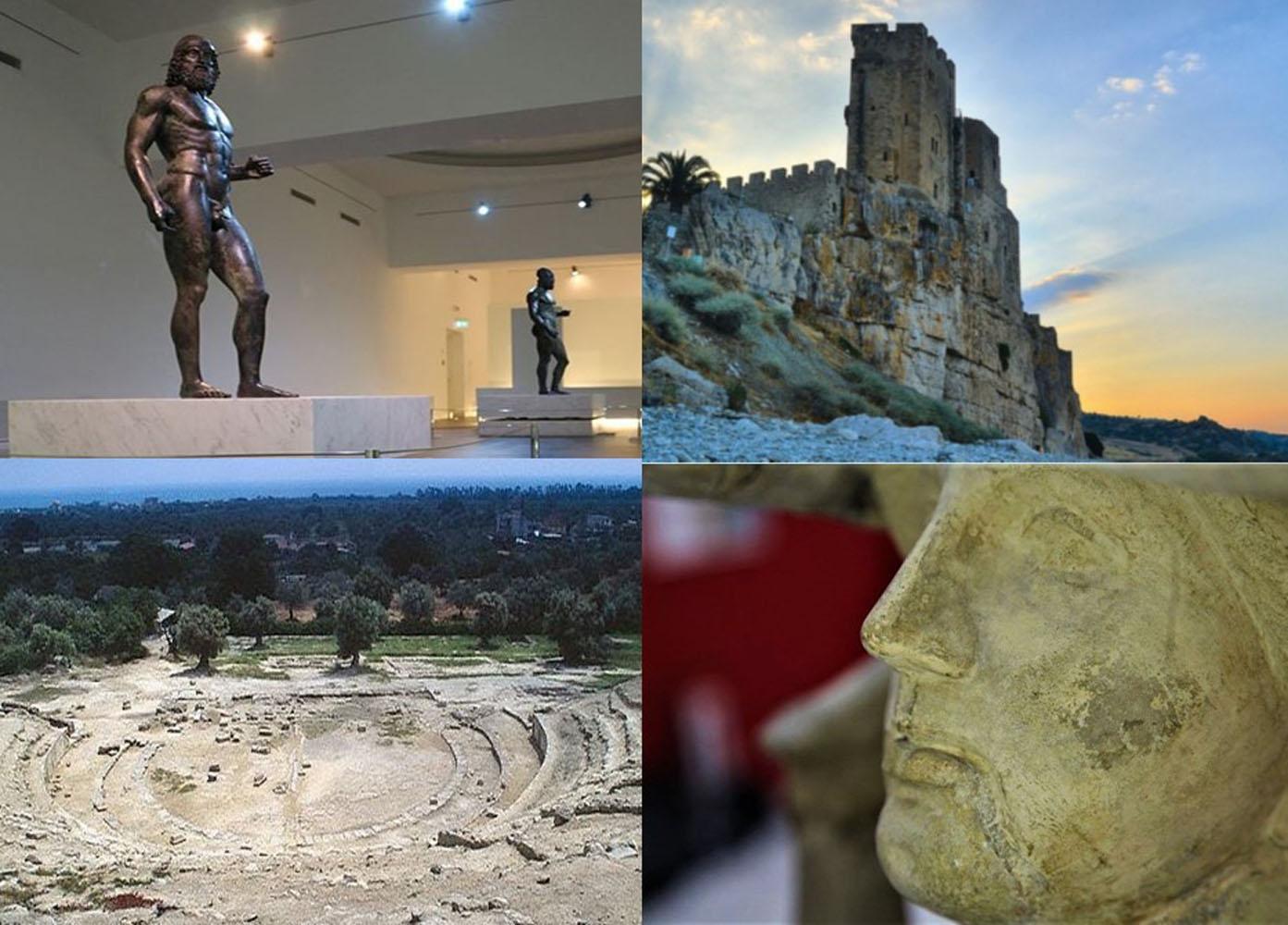 Attrattori – Piano Digitale – Piano digitale per la protezione degli attrattori culturali della Calabria