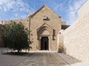 Taranto – S. Maria della Giustizia – Miglioramento alla visita del Compendio Demaniale ex Convento di Santa Maria della Giustizia (Taranto)