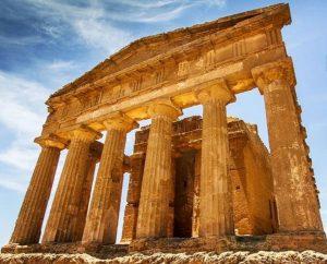 Valle dei Templi – Agorà Superiore – Parco Archeologico E Paesaggistico Valle Dei Templi – indagini archeologiche valorizzazione e fruizione Area Agorà Superiore