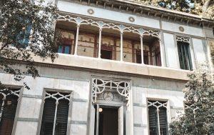 Palermo – Museo della fotografia – Museo della fotografia. Intervento di restauro con revisione e completamento degli impianti di Villino Favaloro a Palermo