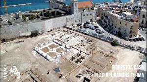 BARI: visite virtuali ai cantieri di Santa Scolastica e di San Pietro